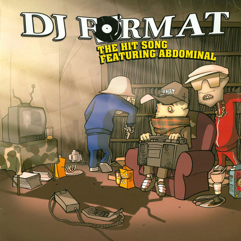 DJ Format - The hit song feat. Abdominal