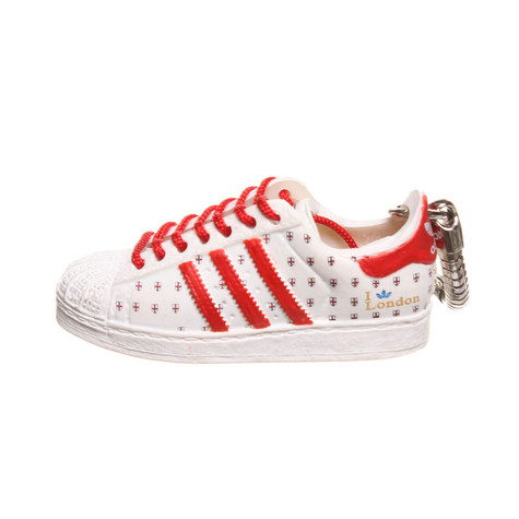 Sneaker Chain - adidas Superstar I Love London