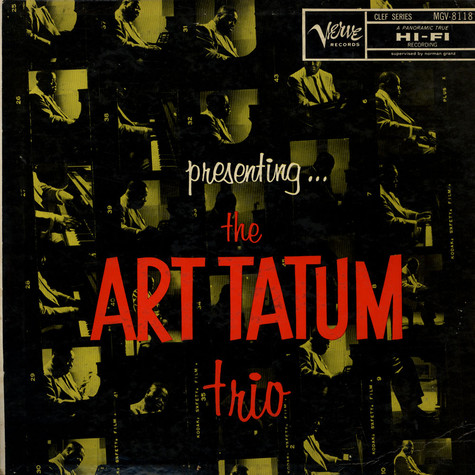 Art Tatum - Presenting The Art Tatum Trio