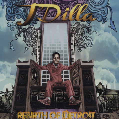 J Dilla aka Jay Dee - Rebirth Of Detroit