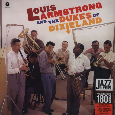 Louis Armstrong - And The Dukes Of Dixieland