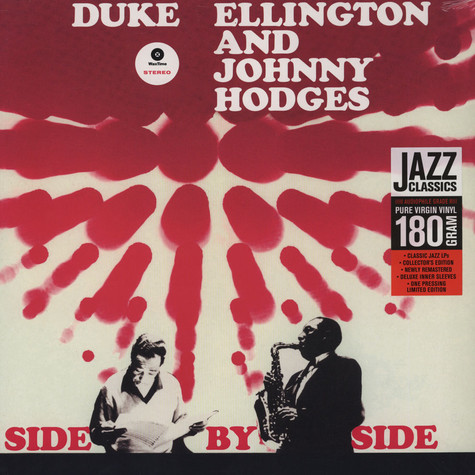 Duke Ellington / Johnny Hodges - Side By Side