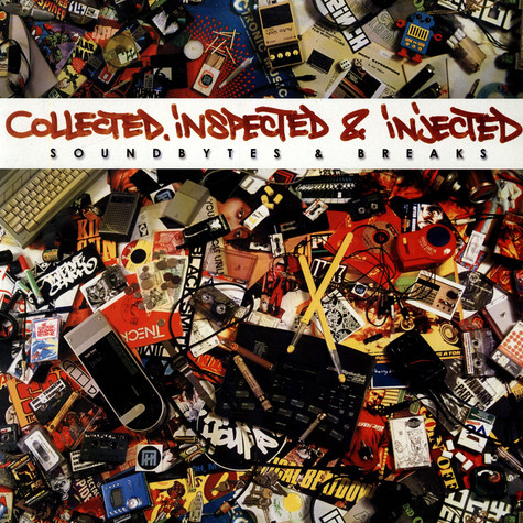 After Hours - Collected, Inspected & Injected. - Soundbytes & Breaks