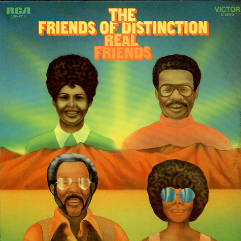 Friends Of Distinction, The - Real Friends