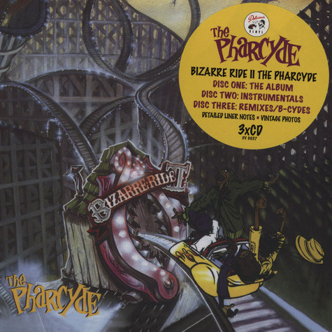 Pharcyde, The - Bizarre Ride II The Pharcyde Expanded Edition