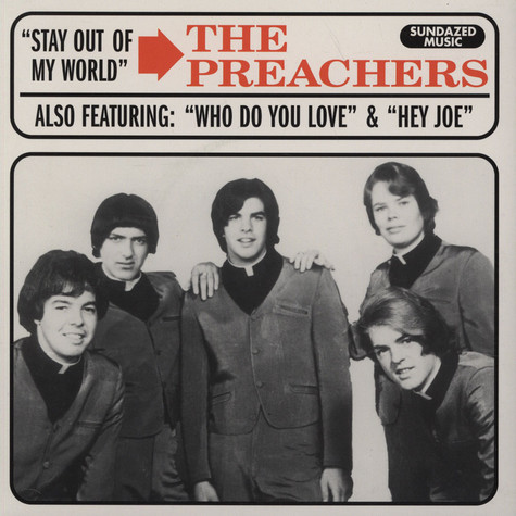 Preachers, The - Stay Out Of My World