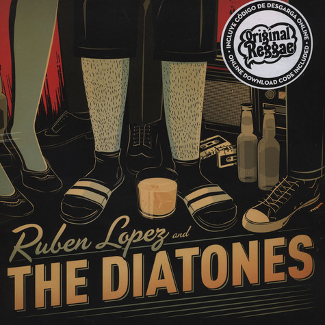 Ruben Lopez & The Diatones - Ruben Lopez & The Diatones