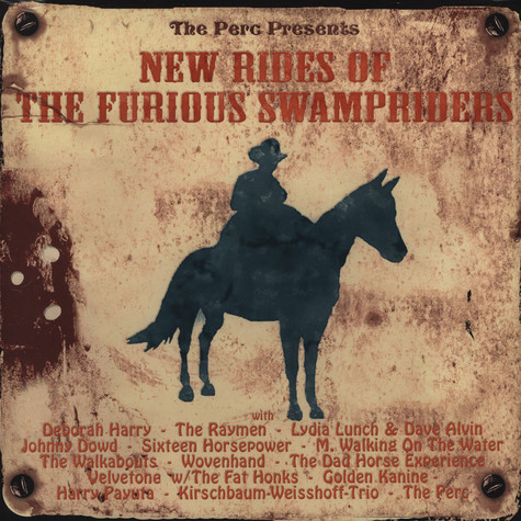 V.A. - New Rides Of The Furious Swampriders