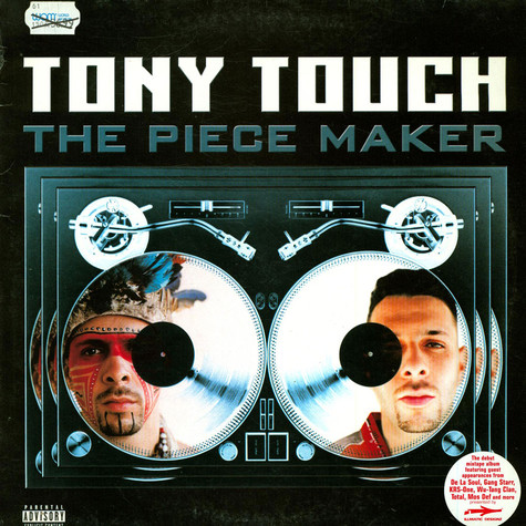 Tony Touch - The Piece Maker