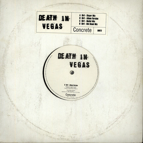 Death In Vegas - Concrete