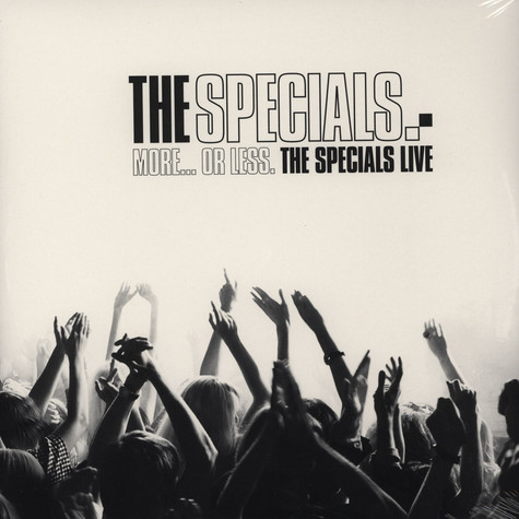 Specials, The - More...Or Less The Specials - Live 2011
