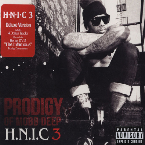 Prodigy of Mobb Deep - H.N.I.C. 3 Deluxe Edition