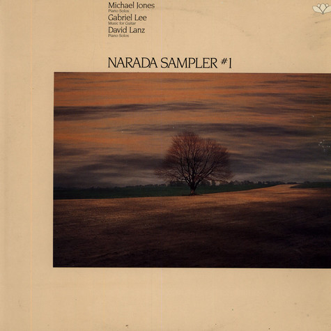 Michael Jones, Gabriel Lee, David Lanz - Narada Sampler #1
