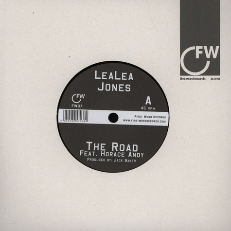 Lealea Jones - The Road