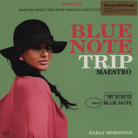 Maestro - Blue Note Trip - Early Morning