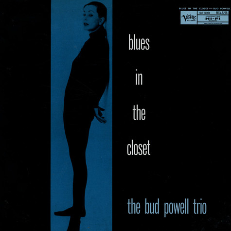 Bud Powell Trio, The - Blues In The Closet