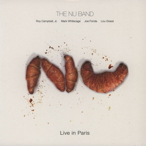 Nu Band, The - Live in Paris