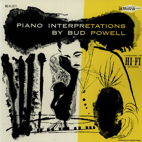 Bud Powell - Piano Interpretations