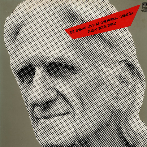 Gil Evans - Live At The Public Theater (New York 1980)