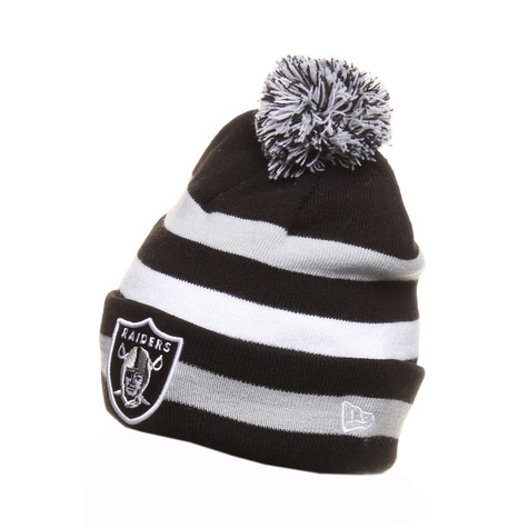 New Era - Oakland Raiders Sport Knit Beanie