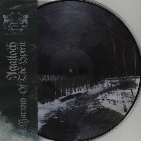 Agalloch - Marrow Of Spirit Picture Disc