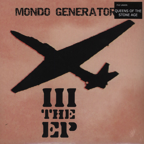 Mondo Generator - All The Way Down EP