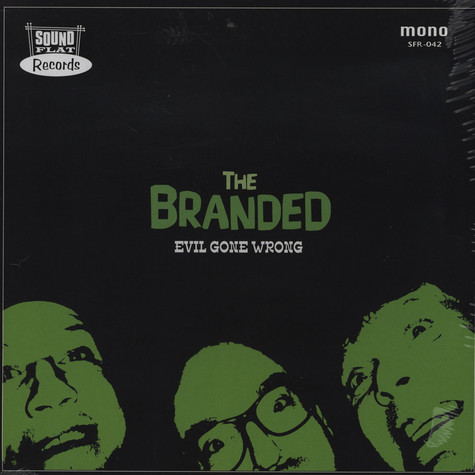 Branded, The - Evil Gone Wrong
