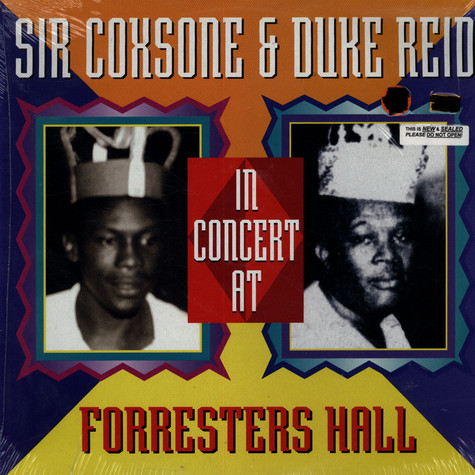 V.A. - Sir Coxsone & Duke Reid In Concert At Forresters Hall