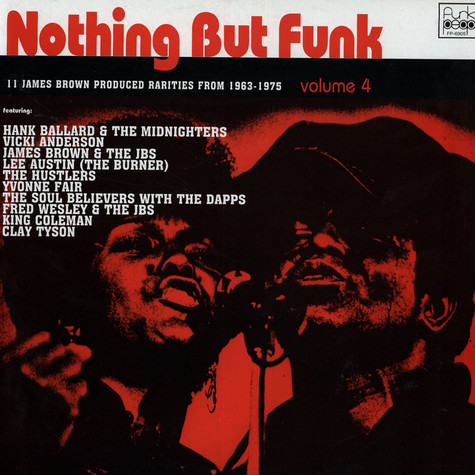V.A. - Nothing but funk  Volume 4