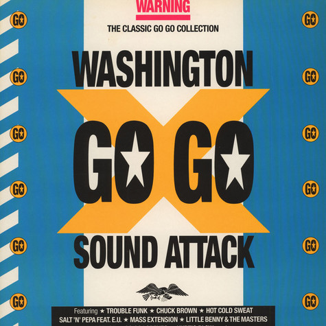 V.A. - Washington Go Go Sound Attack