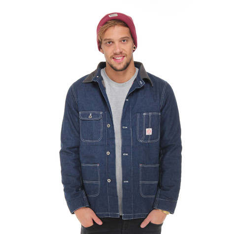 FUCT - SSDD Denim Coverall Jacket