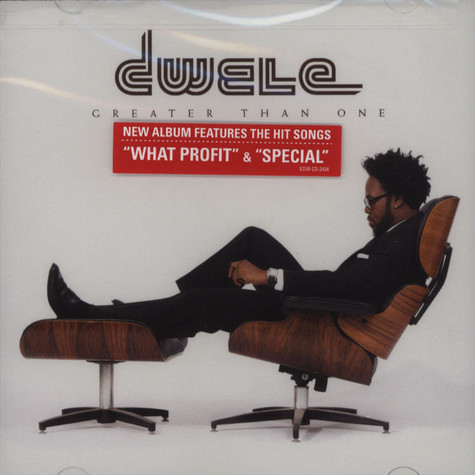 Dwele - Greater Than One