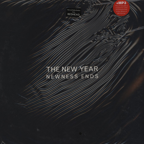 New Year - Newness Ends
