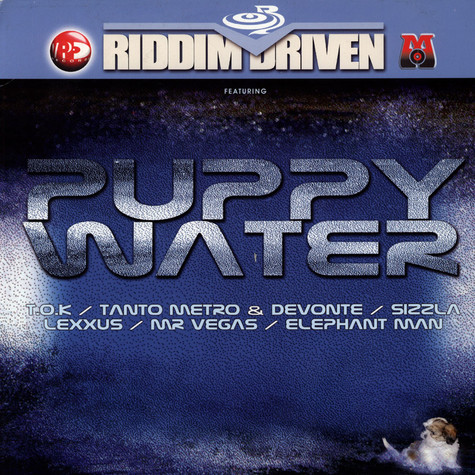 V.A. - Riddim Driven: Puppy Water