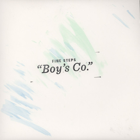 Fine Steps - Boy's Co.
