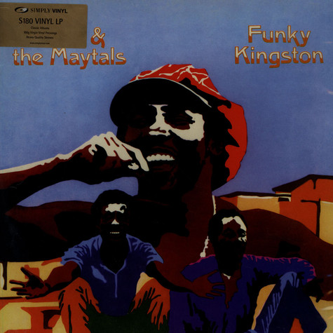 Toots, The & The Maytals - Funky Kingston