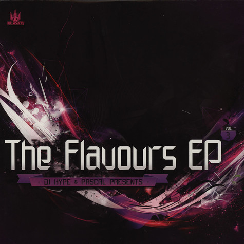 V.A. - The Flavours EP Volume 3