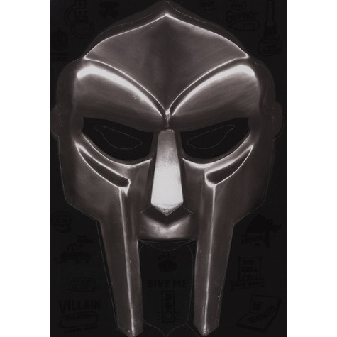 JJ DOOM (Jneiro Jarel & MF Doom) - Key To The Kuffs Mask