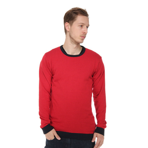 Cleptomanicx - Dem Stripes Summer Crewneck Sweater