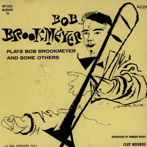 Bob Brookmeyer - Bob Brookmeyer Plays Bob Brookmeyer And Some Others #3