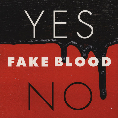 Fake Blood - Yes/No EP