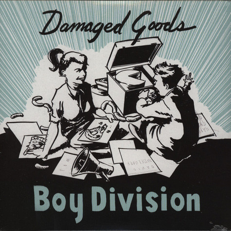 Boy Division - Damaged Goods EP