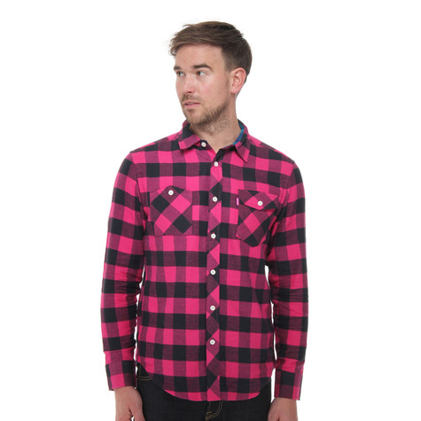 Mishka - Lumber Crack Flannel Shirt