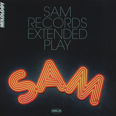 V.A. - SAM Records Extended Play 1 (Soul Clap / 6th Borough Project)