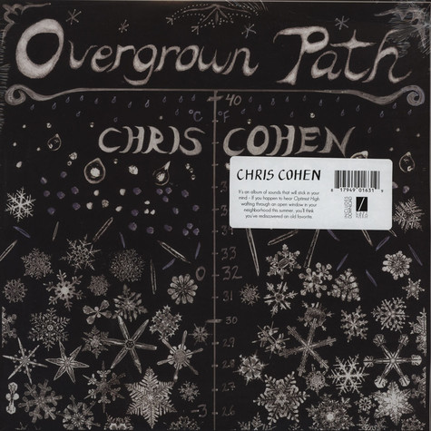 Chris Cohen - Overgrown Path
