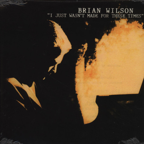 Brian Wilson - I Just Wasn't Made for These Time