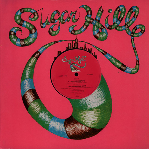 Sugarhill Gang / Furious Five, The - 8th. Wonder / Showdown