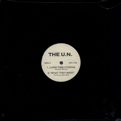 UN, The - Long time coming