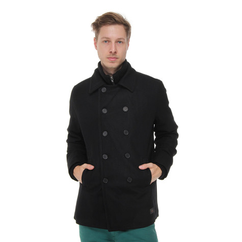 Ben Sherman - LS Rib Neck Jacket