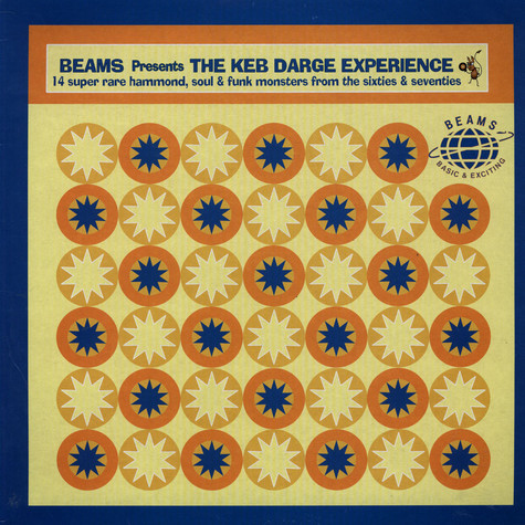 V.A. - Beams Presents The Keb Darge Experience